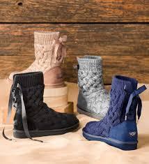 ugg womens isla boots these get cozy in ugg australia s isla