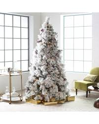 tis the season for savings on 9 ft belham living flocked pine
