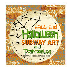 Free Printables For Halloween by It U0027s Written On The Wall Free Printables Lots Of Halloween And