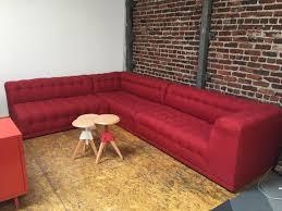 True Modern Sofa Truemodern Bump Bump Sectional Sofa For Sale In San