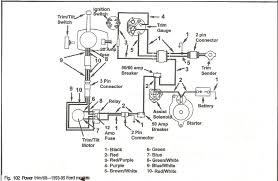 mercruiser trim pump wiring diagram diagram collections wiring