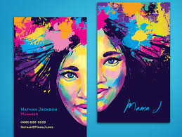 Text Your Business Card 7 Business Card Design Tips That Will Rock Your Brand 99designs Blog
