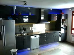 ruban led cuisine eclairage de cuisine led aiboo cuisine v eclairage led pour meuble