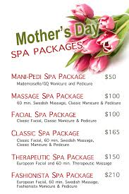 l u0027acqua nail spa lounge mother u0027s day spa packages
