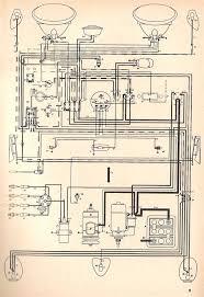 1969 karmann ghia wiring diagram wiring diagram weick