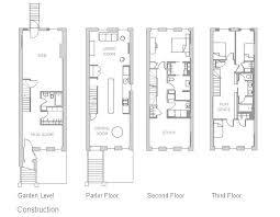 brownstone floor plans brownstone floor plans fresh 13 best renovation floor plans images