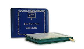 personalized autograph books graduation diploma covers accessories foster gordon