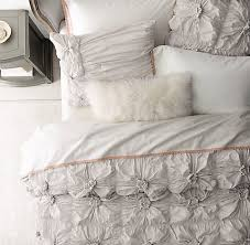 gathered knot bedding collection rh teen