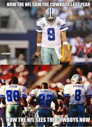 Cowboy Haters Meme - nfl memes on twitter tony romo and the dallas cowboys proving the