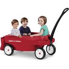 wagon baby radio flyer ultimate comfort canopy wagon walmart