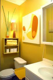 yellow bathroom ideas bright and yellow ideas for bathroom decoration