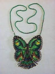 native american beadwork by wabaoqkin https www etsy com shop