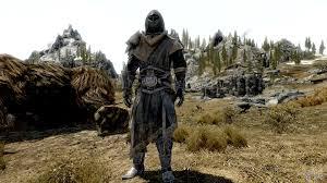 Skyrim Light Armor Mods Du Voyageur Eternel Eternal Traveler Armor For Tes V Skyrim