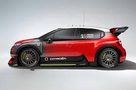 citroen 2017 citroën c3 wrc paris concept will spawn fiesta st rival autocar