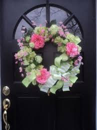 spring wreaths for front door 76 best wreaths spring u0026 summer images on pinterest summer