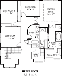 12 X 14 Bedroom Center Of Attention In Wolf Ranch New Homes Colorado Springs