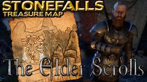Stonefalls Ce Treasure Map The Elder Scrolls Online Mapa Del Tesoro Stonefalls Ce Youtube