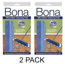 Bona For Laminate Floors Amazon Com Bona Microfiber Cleaning Pad 1 Ea Pack Of 2 Health