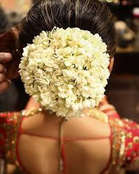 flower hair bun 18 indian wedding hairstyles with flowers bling sparkle