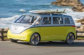 green volkswagen van vw i d buzz microbus confirmed for 2022 release auto express