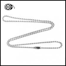 stainless ball chain necklace images Stainless steel necklace ball chain jpg