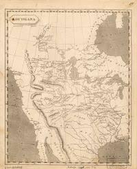 louisiana state map key louisiana purchase jefferson s monticello