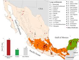 How Do The Eastern Lowlands Differ From The Interior Lowlands The Human Footprint In Mexico Physical Geography And Historical