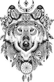 wolf face coloring page inspirational coloring pages u2026 pinteres u2026