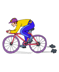 bicycles coloring pages for kids to color and print