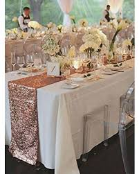 Gold Table L Big Deal On Gold Sequin Table Runner Wedding Table Runner