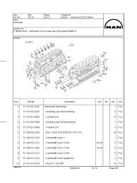 d2866 lf28 man tga 18 410 piston