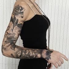 bong dep cho nu những vị trí đẹp nhất để xăm hình hoa hồng tadashi tattoo