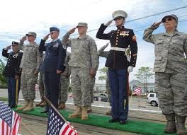 troops in the spotlight honors military news barnstable