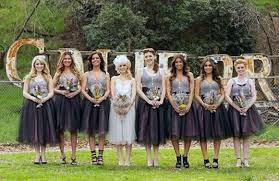 country themed wedding attire country wedding bridesmaid dress ideas styles inofashionstyle