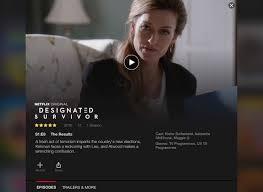 Cast Of Designated Survivor by What Has Happened To Designated Survivor Over Netflix Movies