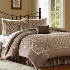 bed bedding luxury comforter sets king size for bedroom