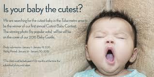 cutest baby contest tulsa ok