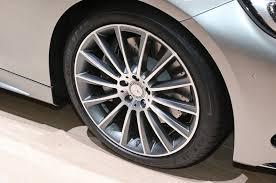 mercedes s class wheels 2015 mercedes s class coupe look motor trend