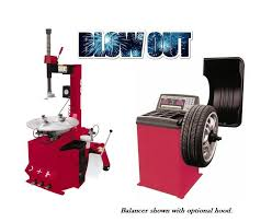 Motorcycle Tire Machine And Balancer Tiger Tire Changer And Wheel Balancer Combo Tc 530 Twb 1030