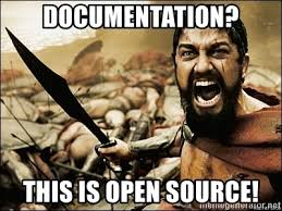 Meme Source - documentation this is open source this is sparta meme meme