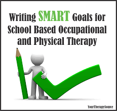 Smart Goals Worksheet For Kids Writing Smart Goals For Based Ot And Pt Your Therapy Source