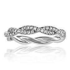 broadstreet wedding band enchanting twist wedding band in platinum washington diamond