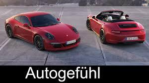 porsche 911 carrera gts cabriolet all new porsche 911 carrera gts u0026 2015 porsche 911 carrera gts