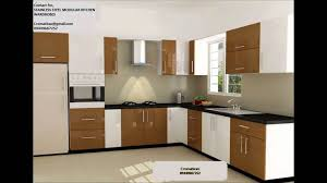 indian kitchen interiors wonderful red indian kitchen cabinets design ideas with shiny