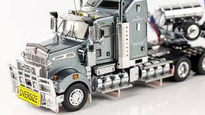 kenworth truck models australia 1 50 kenworth t909 truck and trailer willoughby u0027s model cars