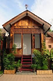 kedah traditional house at 1 malaysia cultural village menara