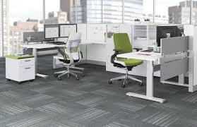 series 7 height adjustable corner desk