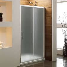 Shower Door Stickers by Bathroom Photo Frosted Modern Glass Shower Sliding Door