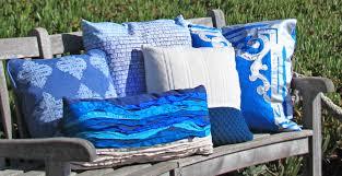 Bicoastal Collection Of Designer Pillows By Kathy Barlow Homeworkshop Jpg