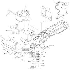 simplicity 1695153 conquest 23hp kohler hydro rmo parts diagram